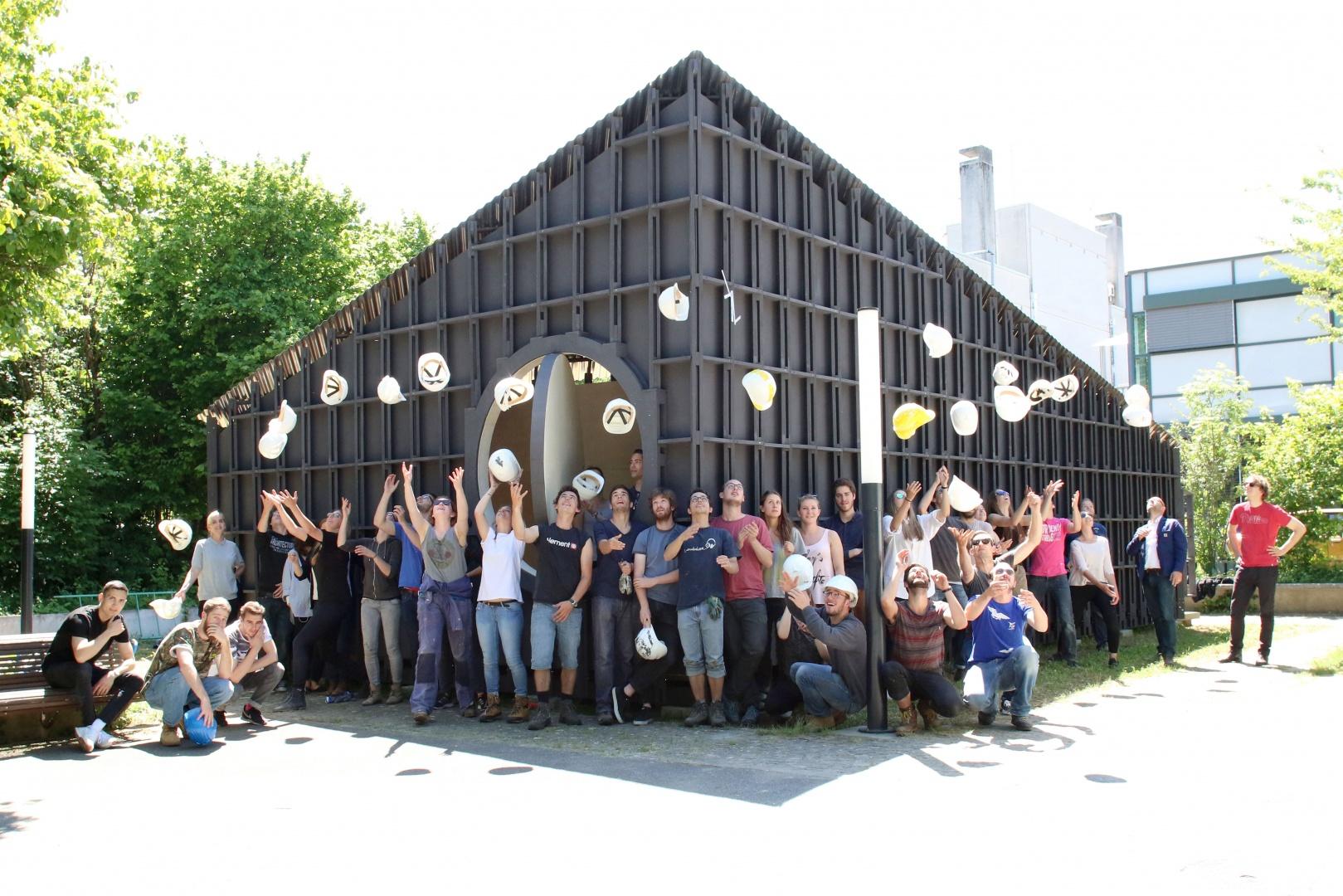 Design&Bauteam © EAST/EPFL