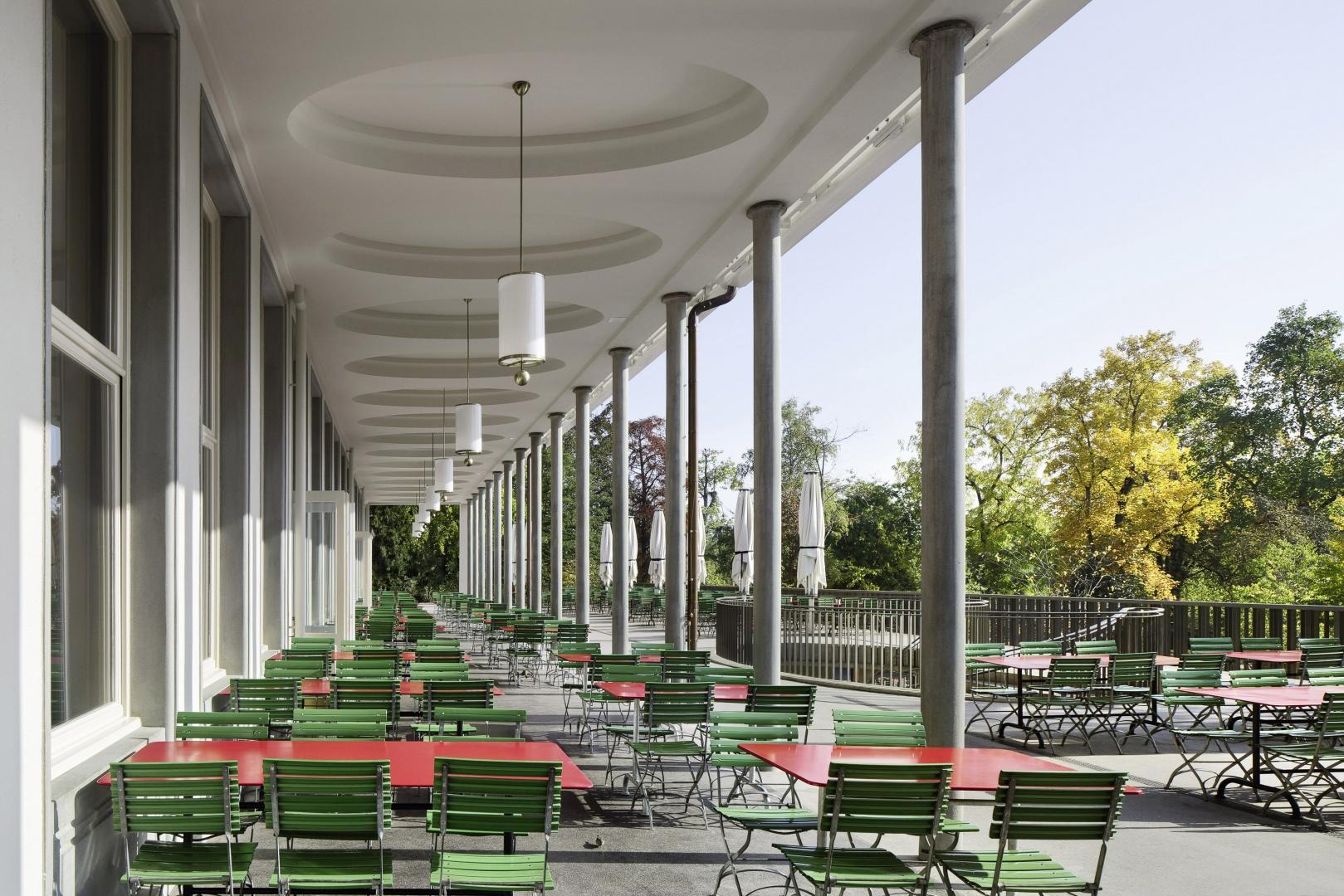 Terrasse © Tom Bisig, Basel