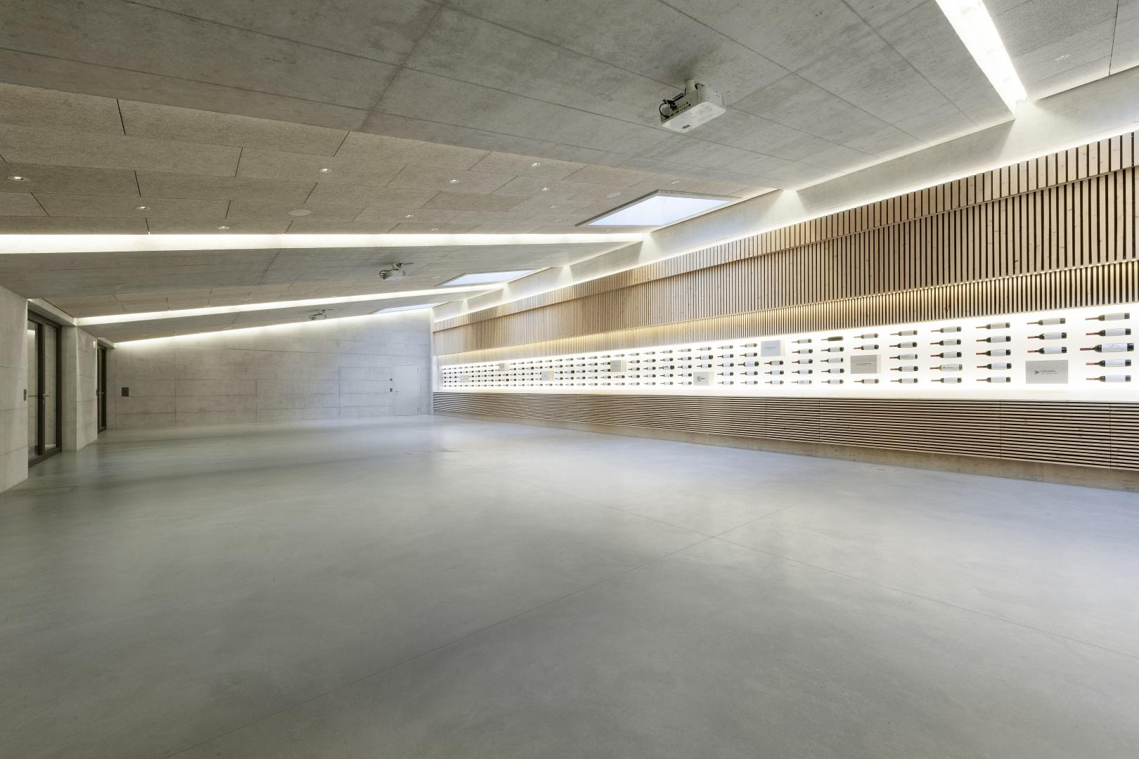 Nouveau espace d'evénément  © Peter Hebeisen, Zürich