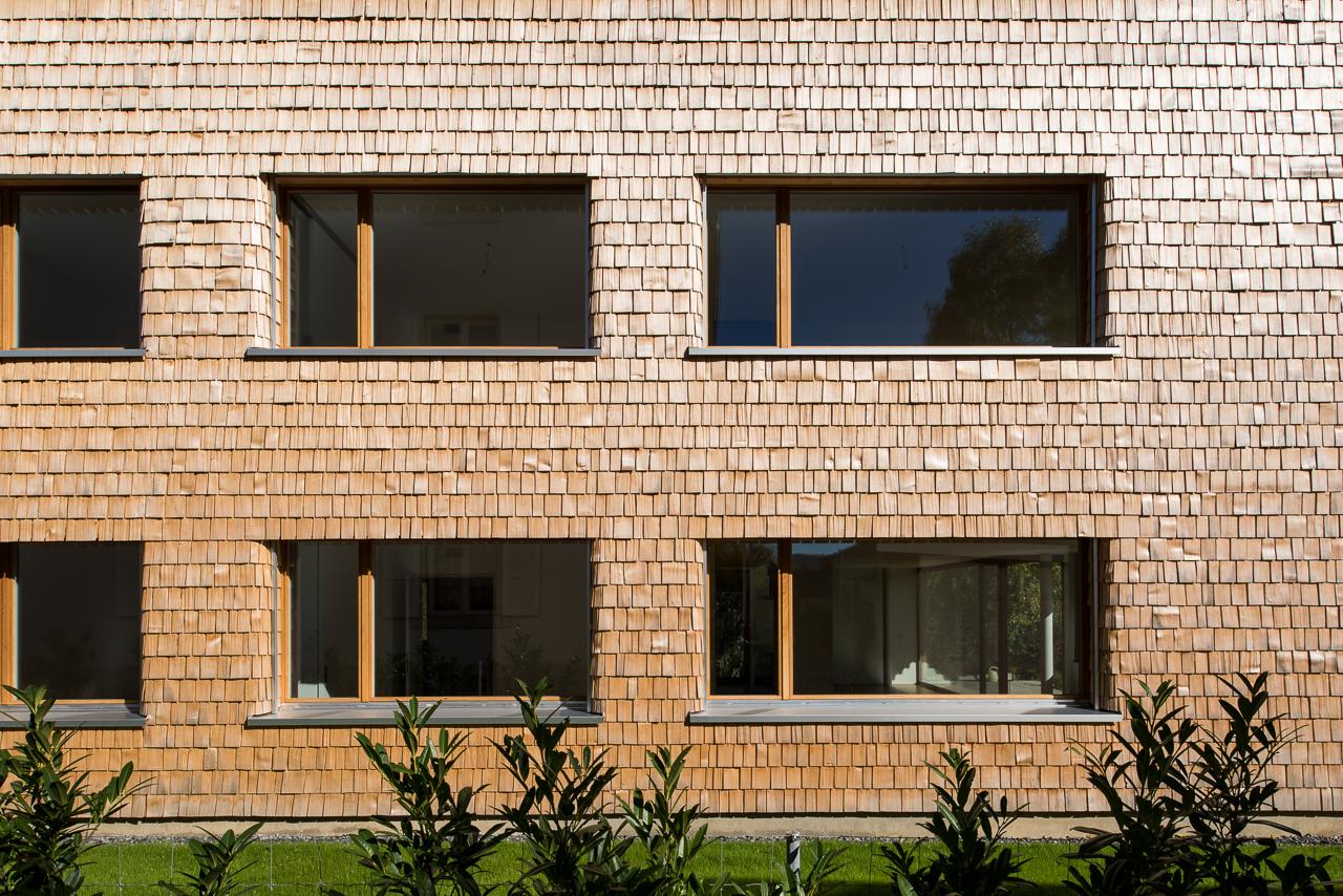 façade ouest © Adrien Barakat, Lausanne