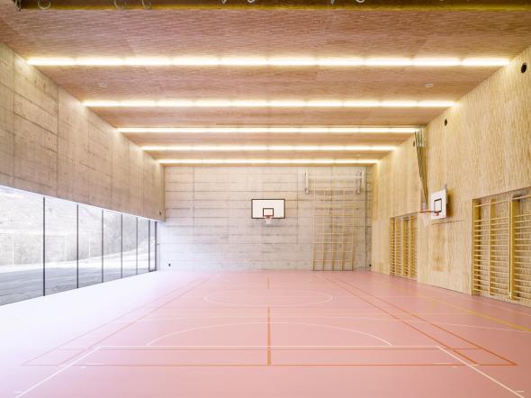 gym  © Hannes Henz, Zürich