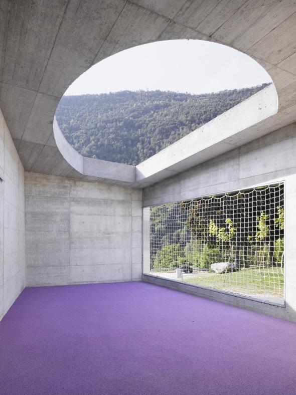 exterieur © Hannes Henz, Zürich