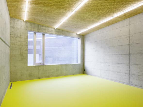 Zimmer © Hannes Henz, Zürich