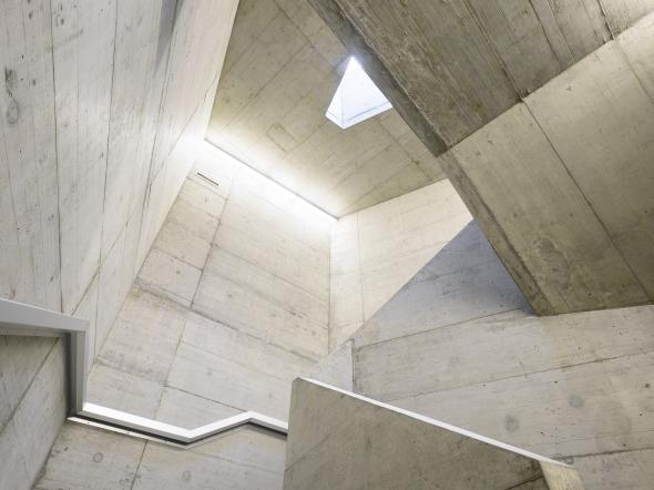 escaliers © Hannes Henz, Zürich
