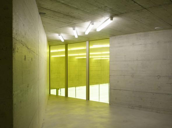couloir © Hannes Henz, Zürich