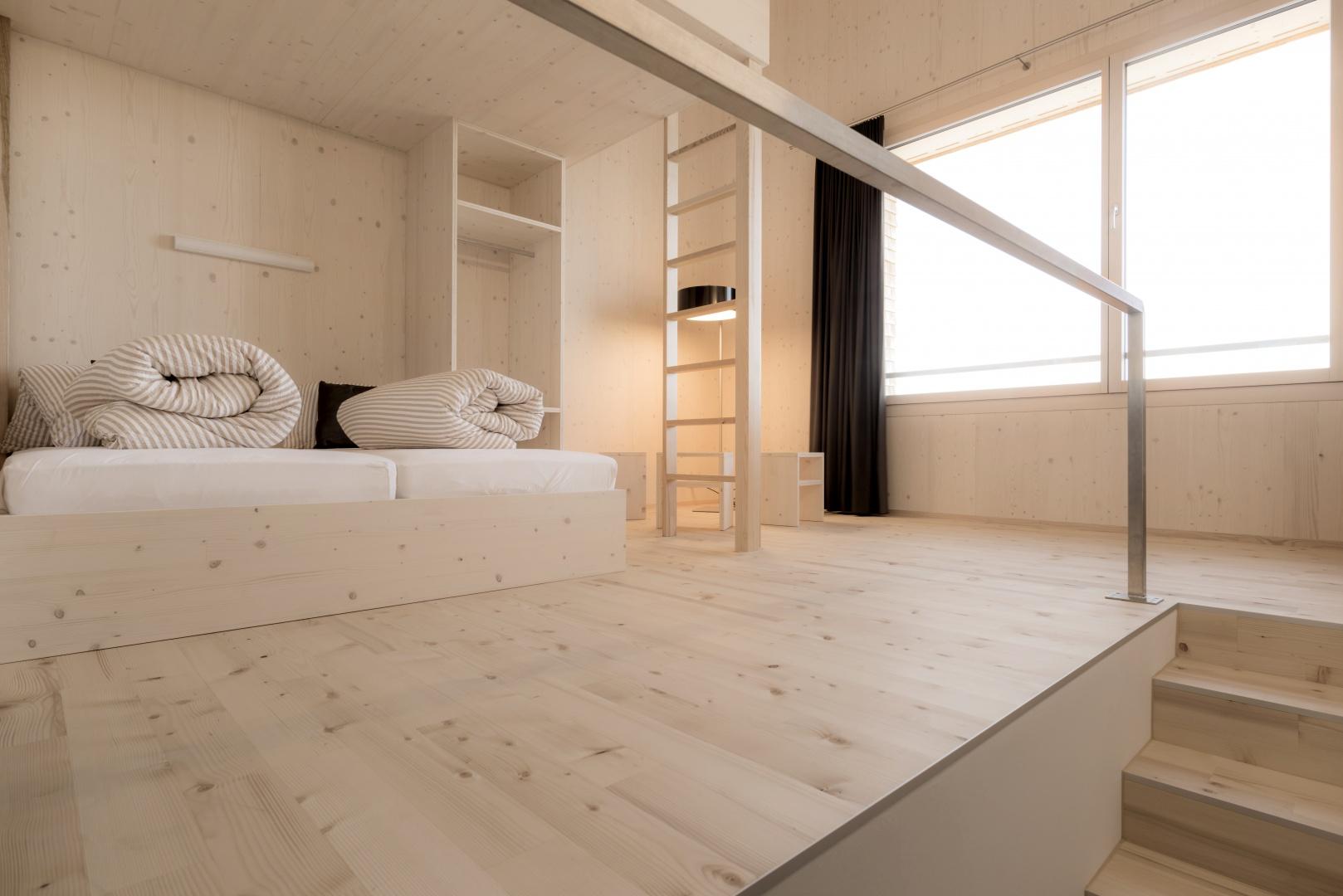 Zimmer  © Zürrer Design, Schwyz