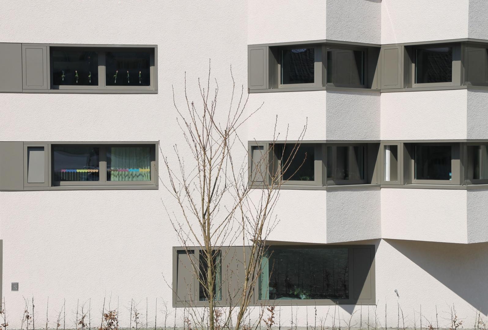 Vue extérieure détaillée  © Josef Prinz, Ravensburg