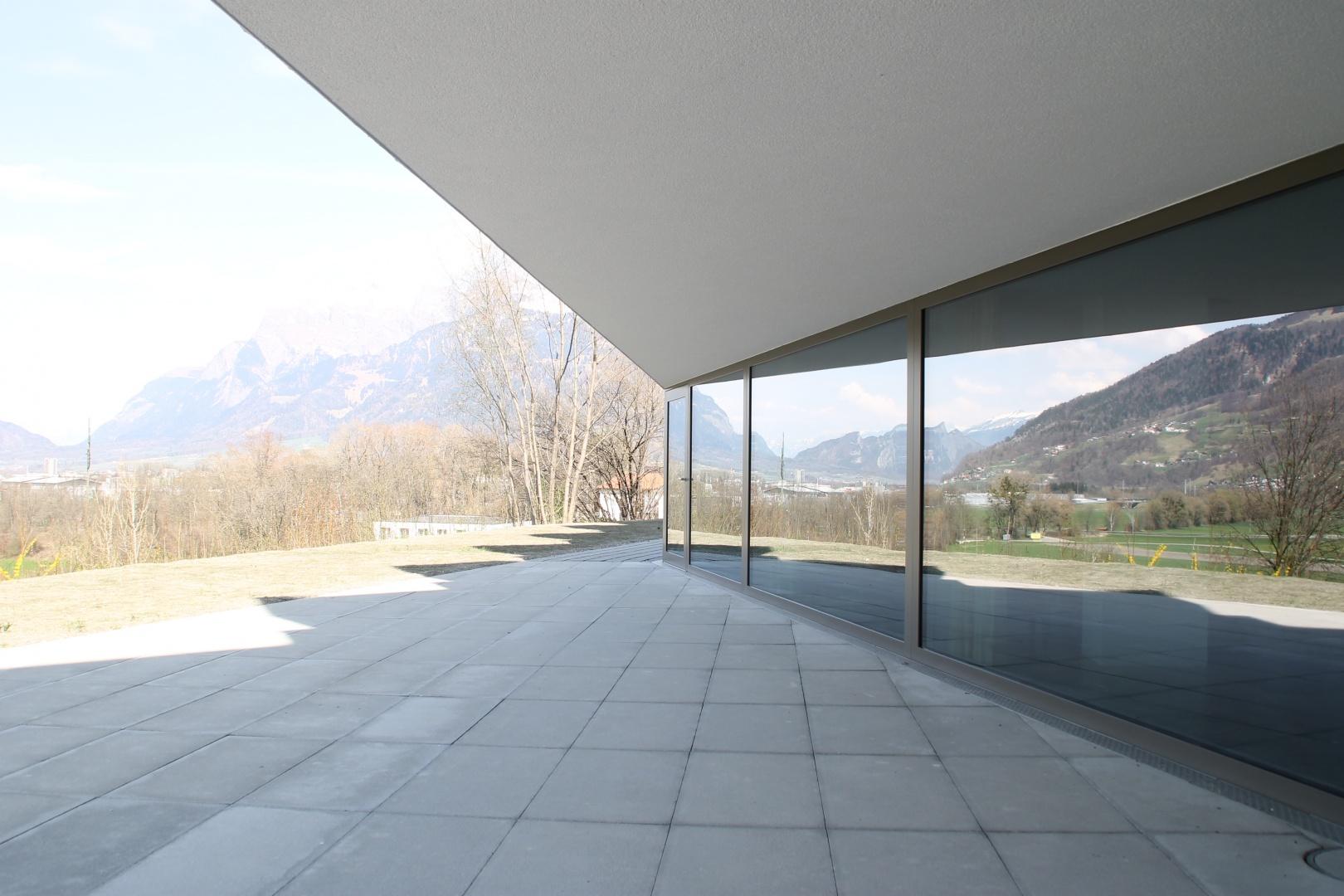 Ansicht Aussen Terrasse  © Josef Prinz, Ravensburg
