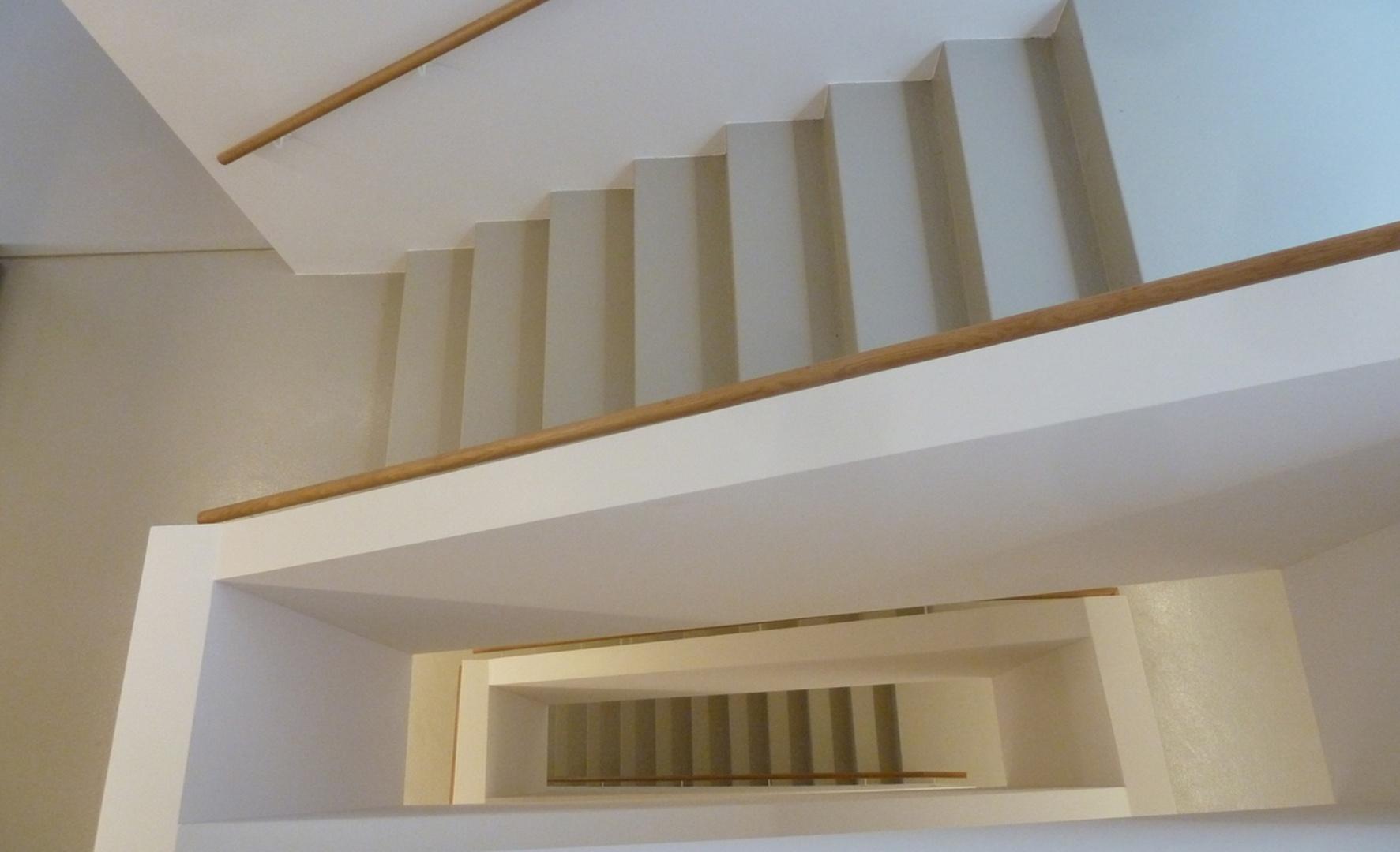 Innenraum Treppe  © Josef Prinz, Ravensburg