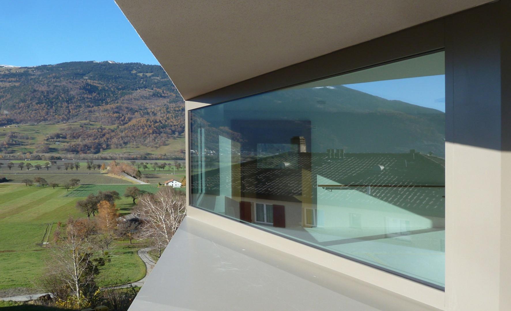 Ansicht Aussen Detail Fenster  © Josef Prinz, Ravensburg