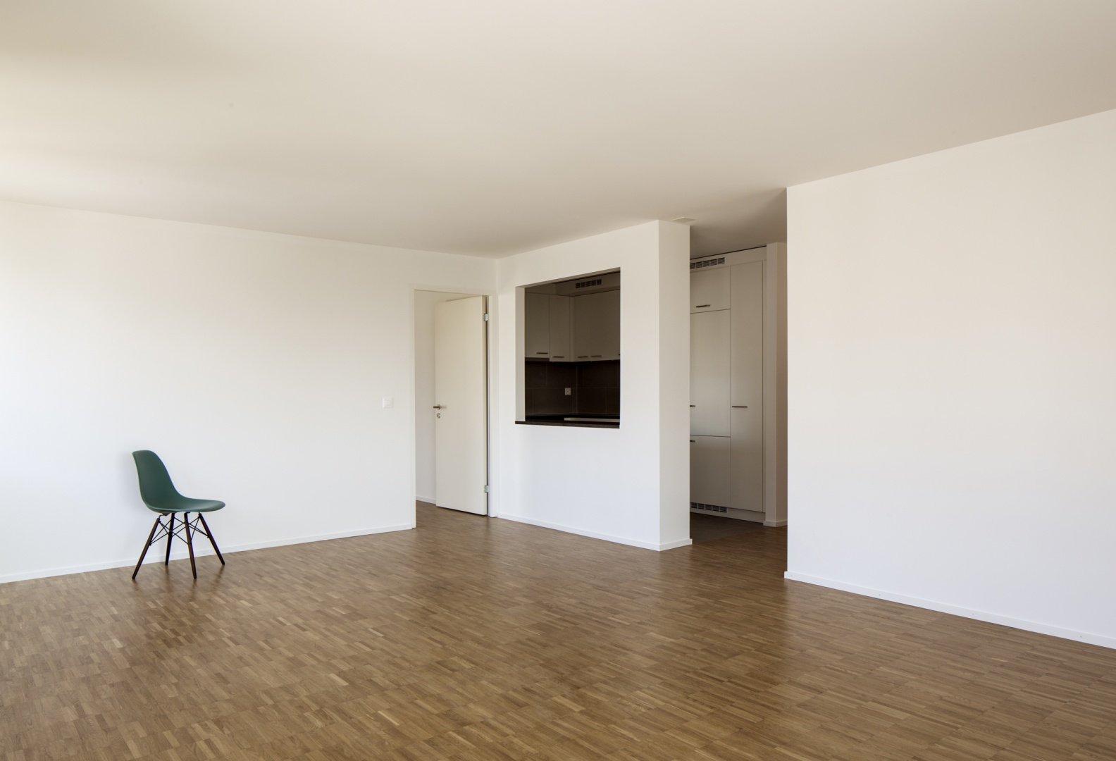 Appartement © Luca Da Campo / Strates