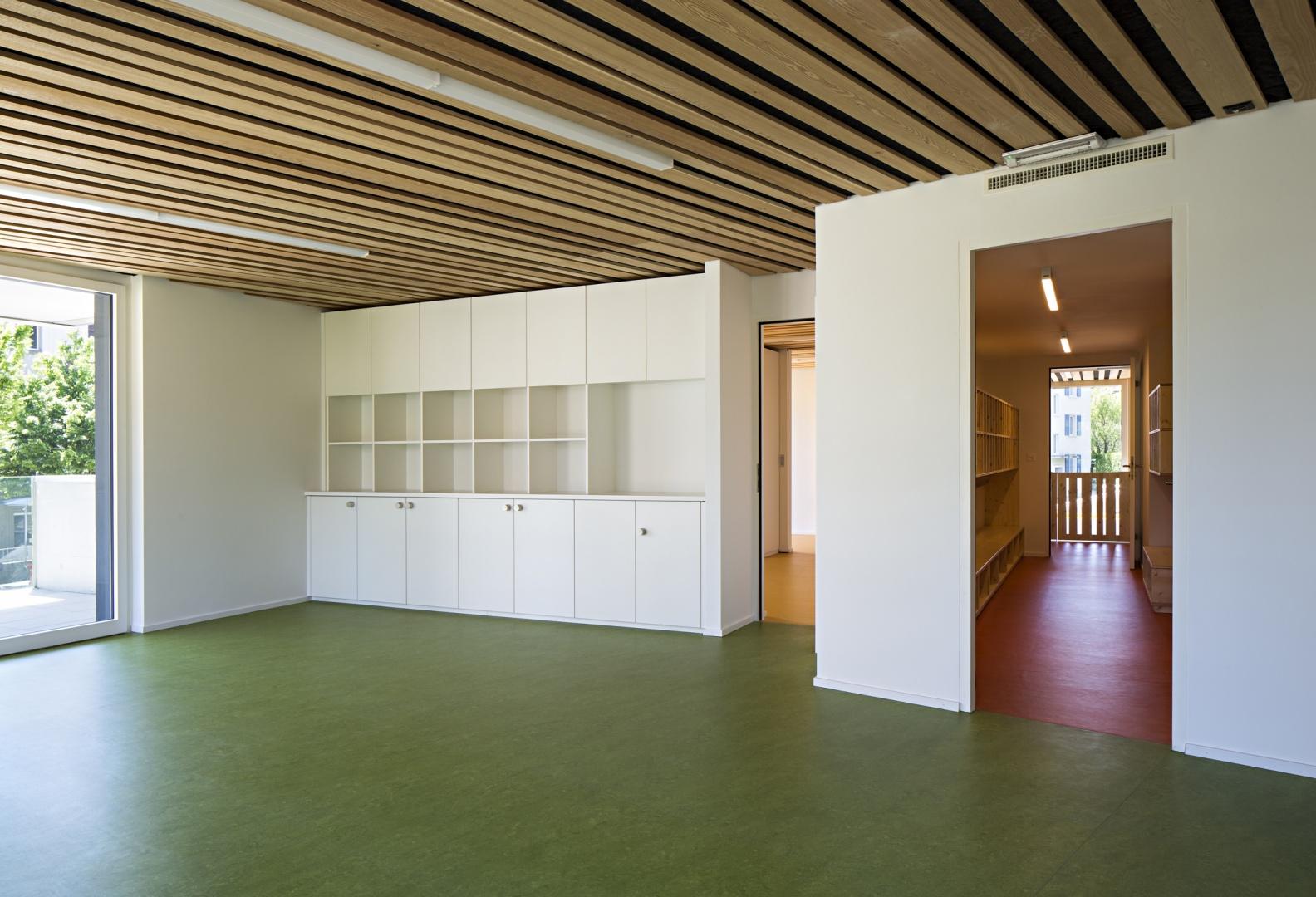 Garderie © Luca Da Campo / Strates