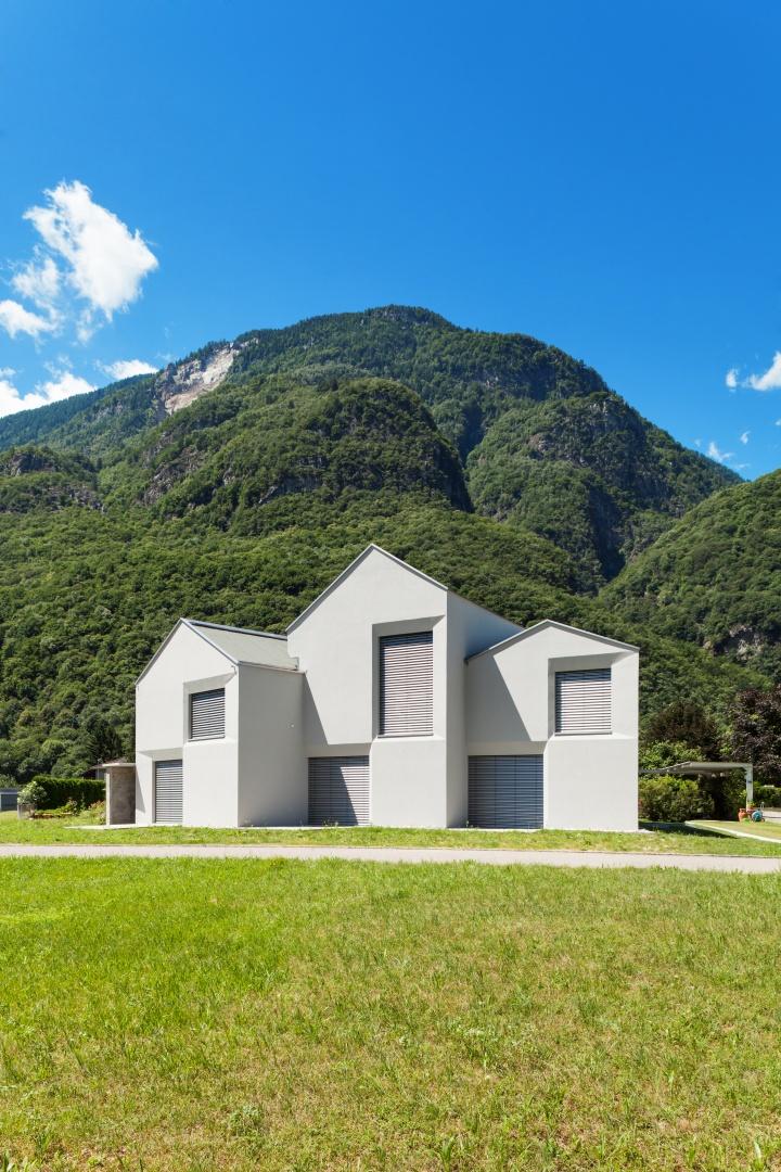 Ansichten Ost  © Alexandre Zveiger, Lugano, CH
