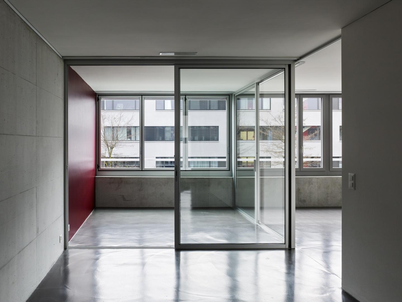 Jahreszeitenzimmer © Georg Aerni, Sihlquai 268, 8005 Zürich