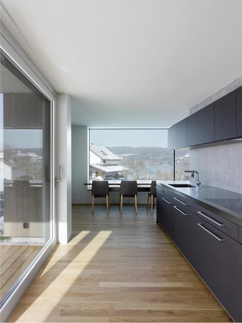 Küche1 © Alexander Gempeler, Architekturfotografie Gempeler, Seidenweg 8a, Postfach 524, 3000 Bern 9