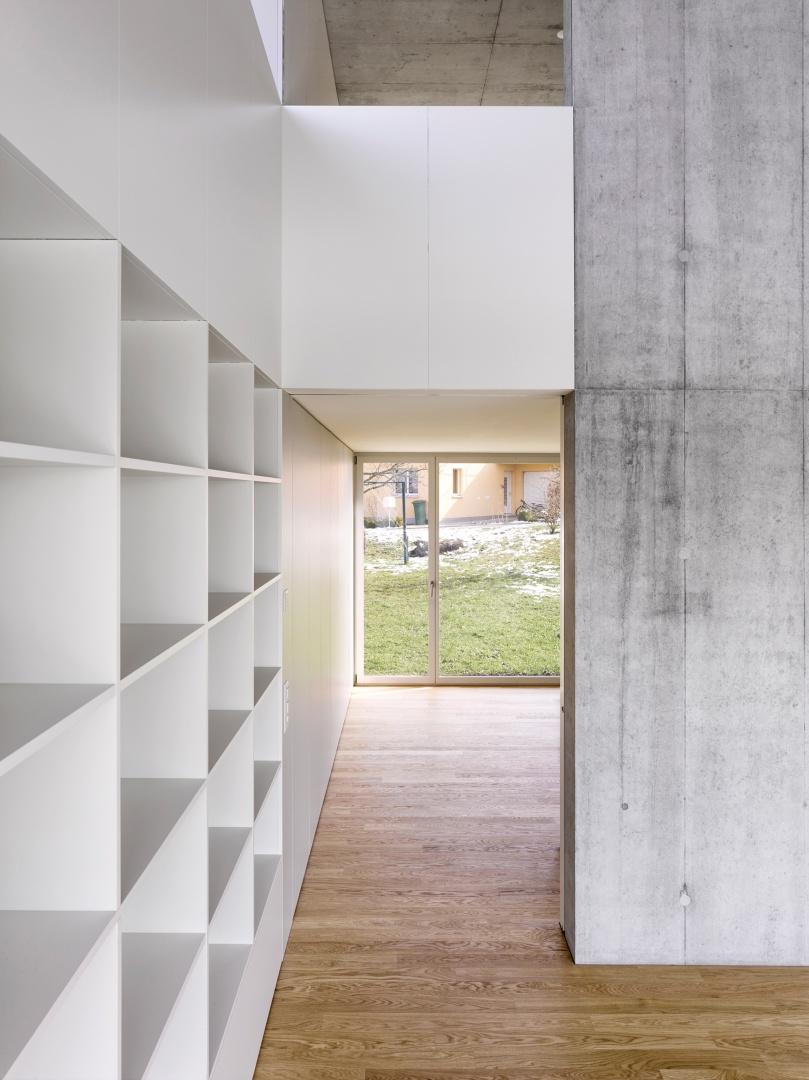 Wohnen_Zimmer © Alexander Gempeler, Architekturfotografie Gempeler, Seidenweg 8a, Postfach 524, 3000 Bern 9