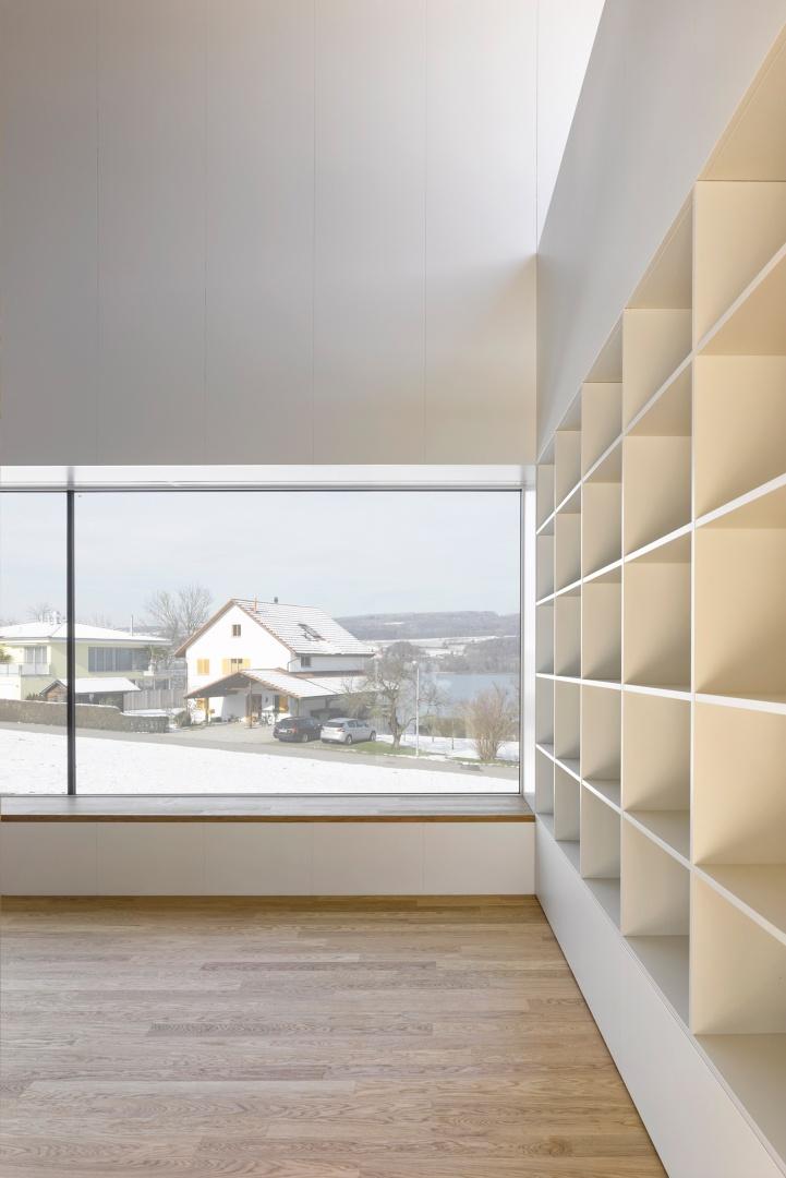 Wohnen © Alexander Gempeler, Architekturfotografie Gempeler, Seidenweg 8a, Postfach 524, 3000 Bern 9