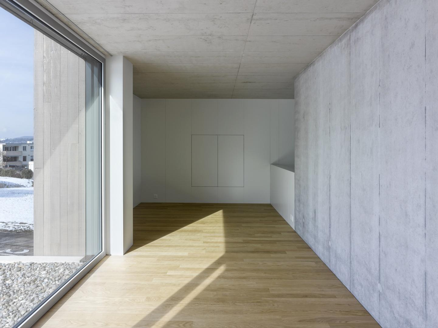 Galerieraum © Alexander Gempeler, Architekturfotografie Gempeler, Seidenweg 8a, Postfach 524, 3000 Bern 9