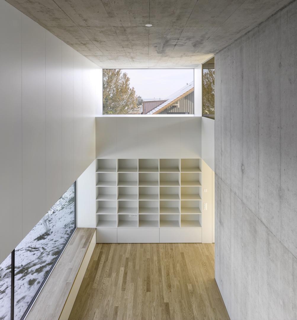 Galerie_Wohnen © Alexander Gempeler, Architekturfotografie Gempeler, Seidenweg 8a, Postfach 524, 3000 Bern 9