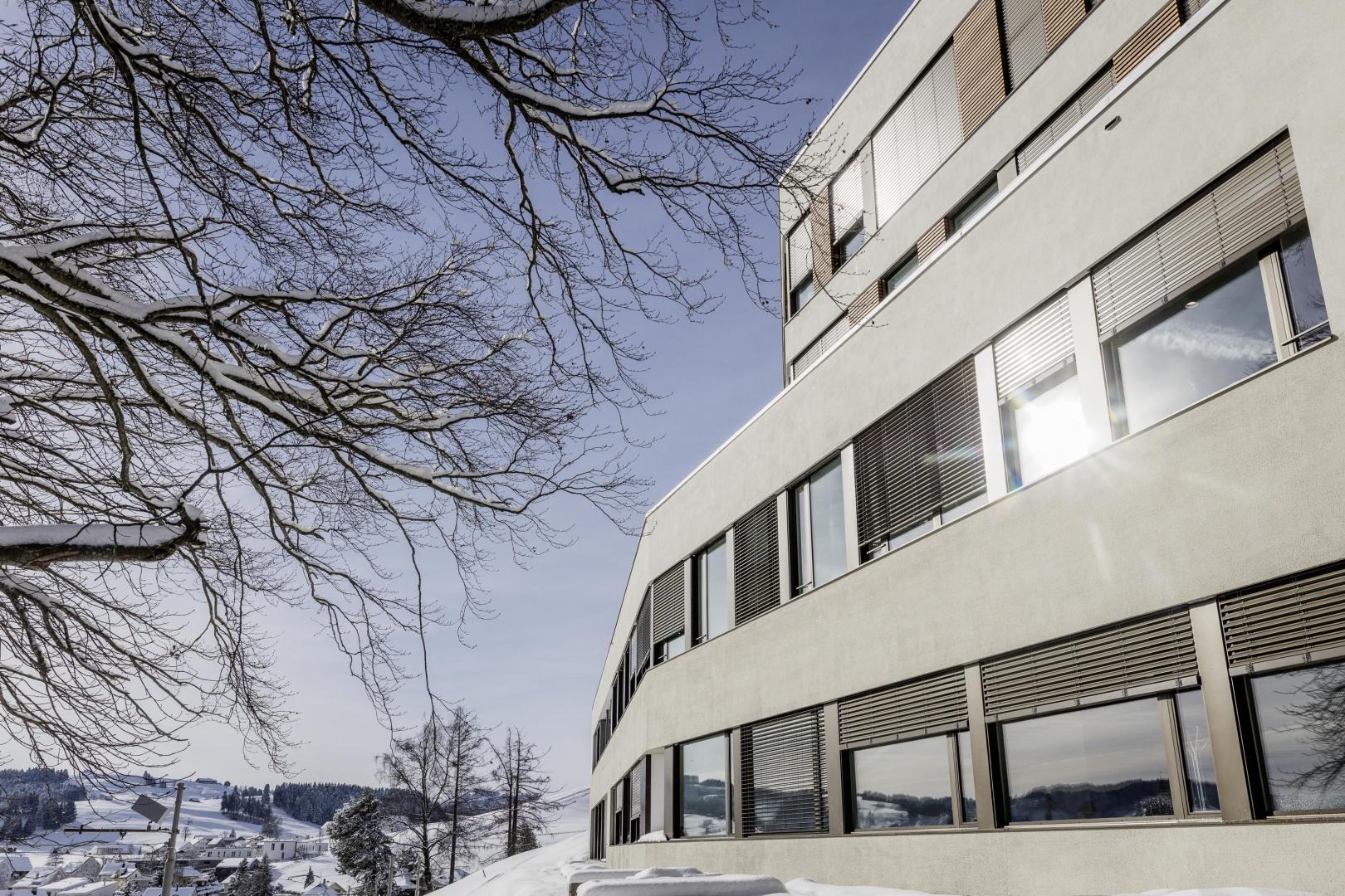 Fassade © Berit Klinik