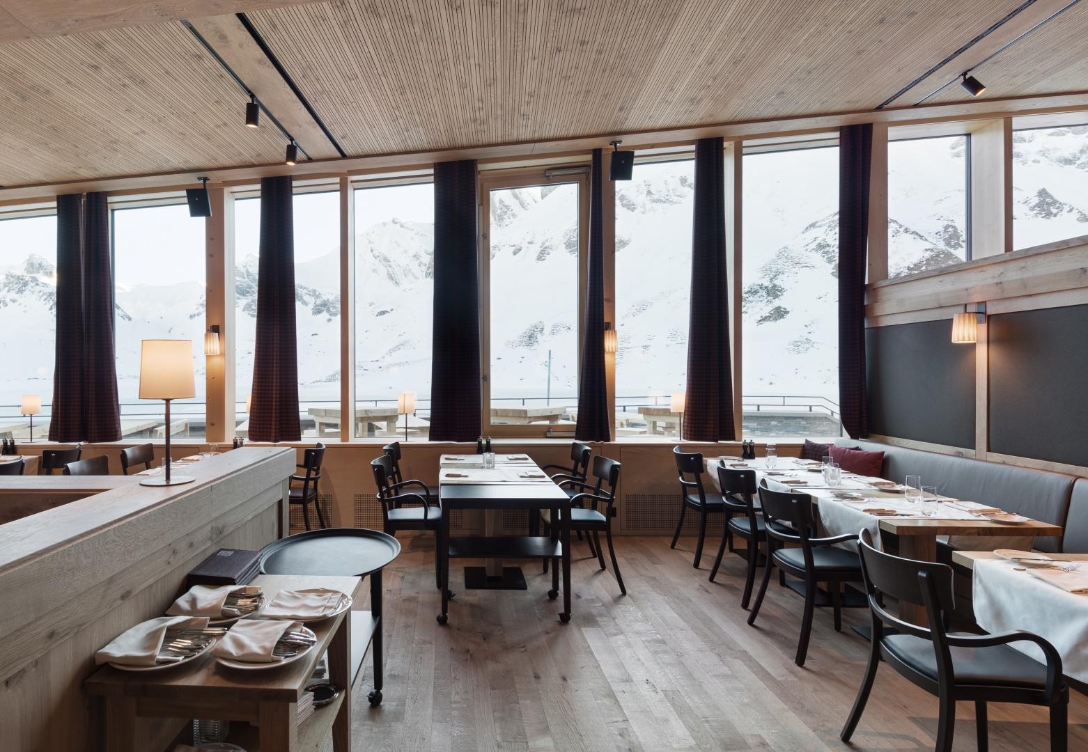 Restaurant © Ulrich Stockhaus, Fotograf, Zürich