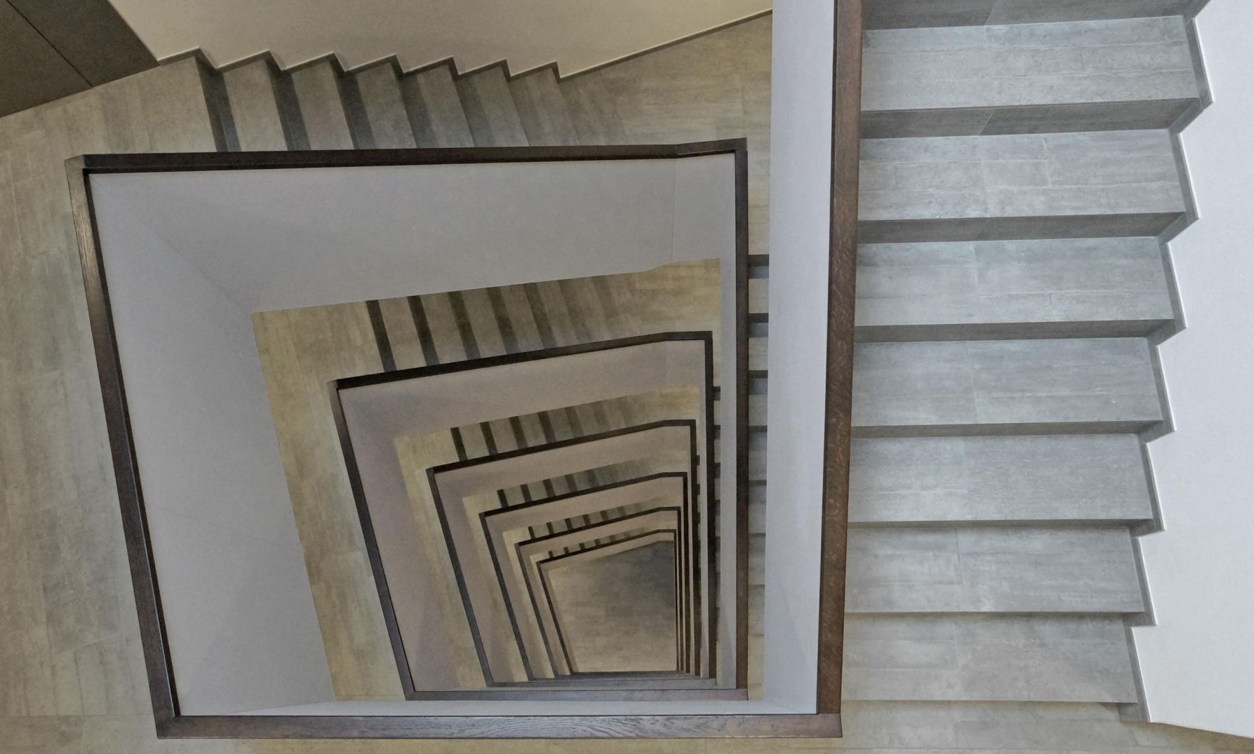 Treppenauge © Judith Kuoni