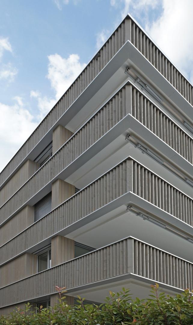 Gebäudecke © Judith Kuoni