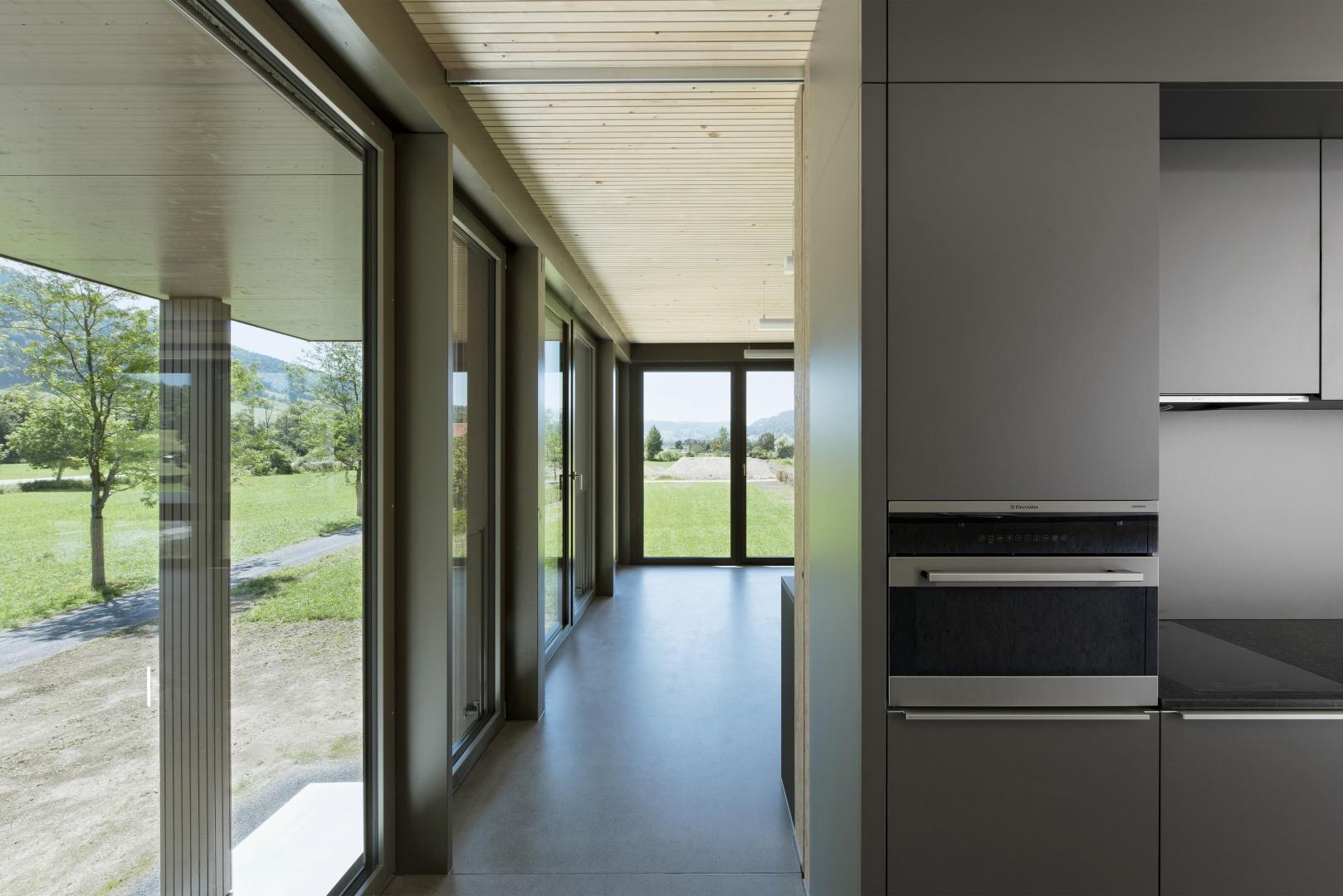 Küche OG  © Fotograf: Bruno Meier, Sursee