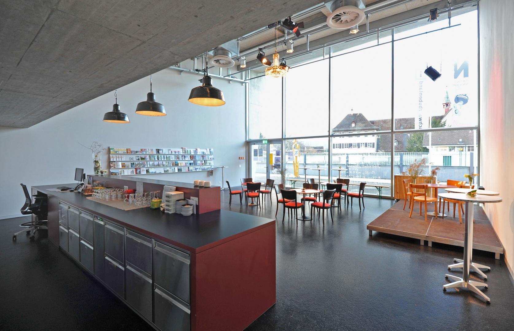 Café Neuestheater © Lili Kehl