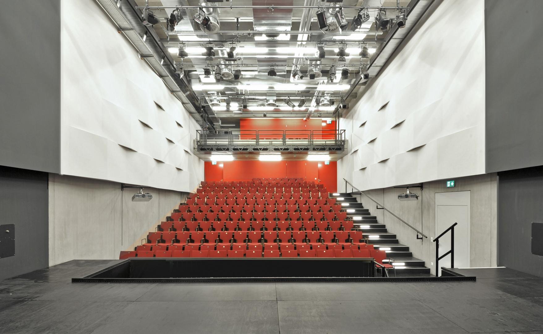Theatersaal © Lili Kehl