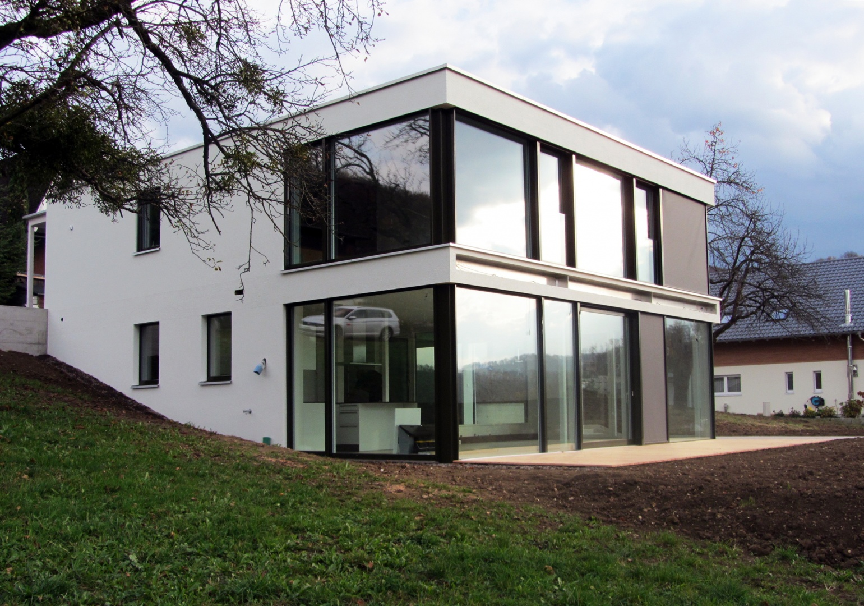 Nordwestansicht © Juho Nyberg Architektur GmbH, Forchstrasse 30, 8008 Zürich