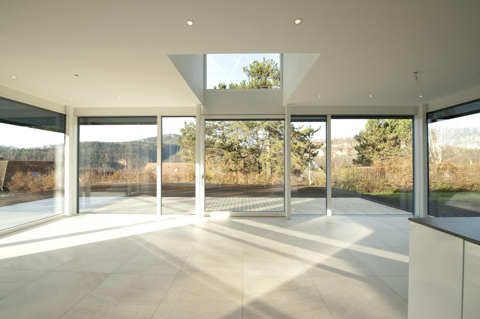 Wohngalerie  © Juho Nyberg Architektur GmbH, Forchstrasse 30, 8008 Zürich