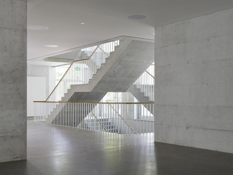 cage d'escalier © Ralph Feiner, Chur