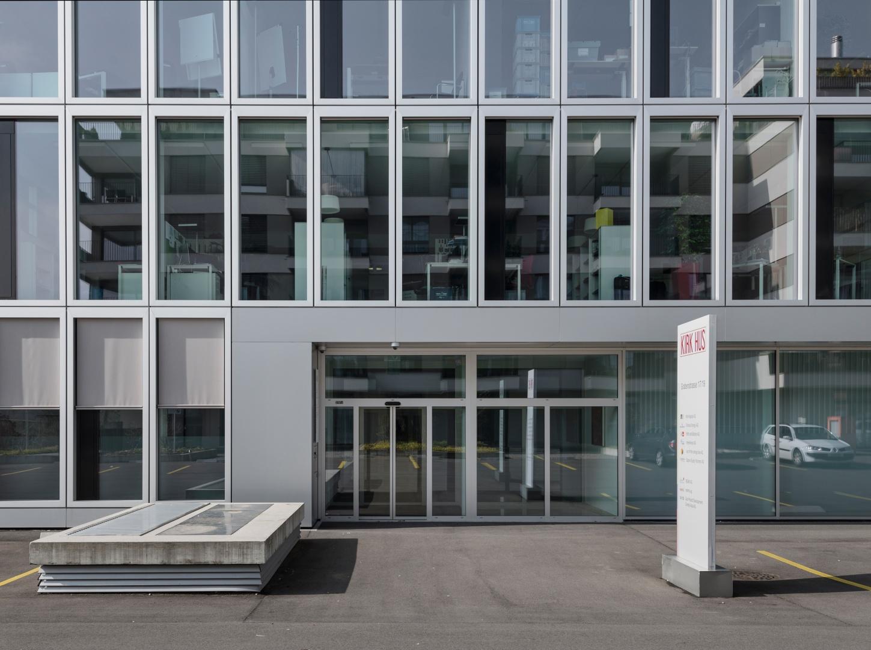Eingangsbereich © Ulrich Stockhaus, Zürich