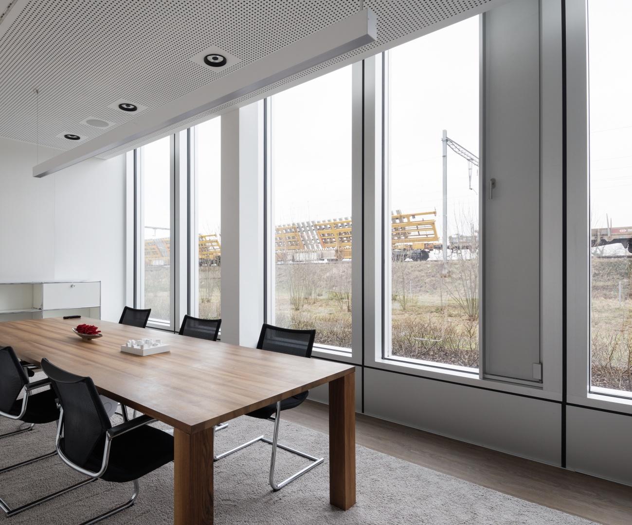 Büro © Ulrich Stockhaus, Zürich