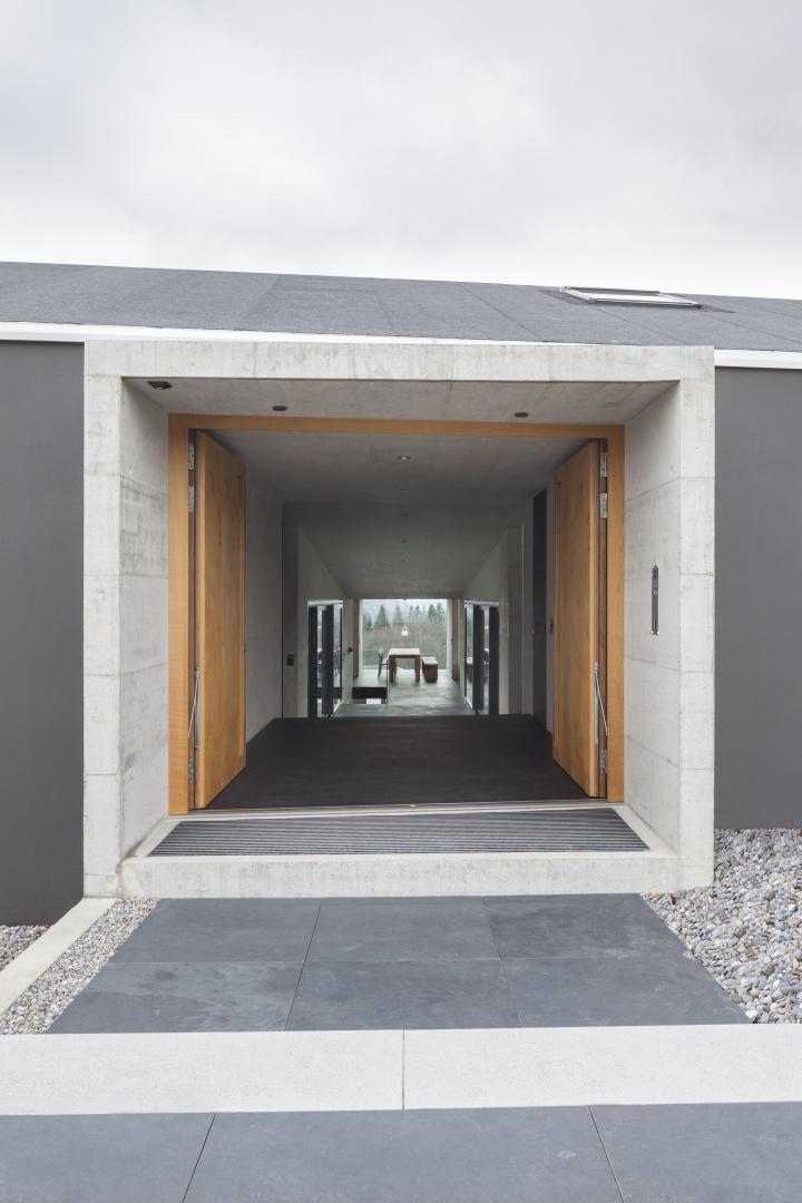 Blick durch den Eingang © Börje Müller- Nolasco