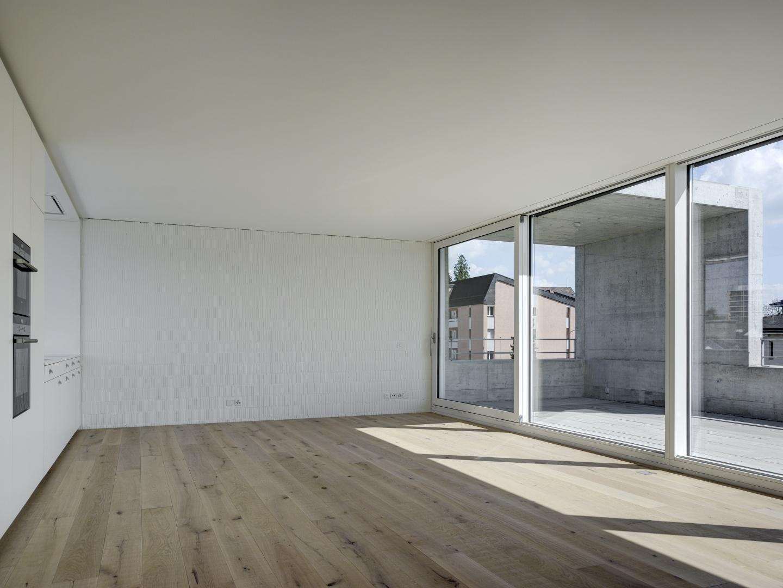 Dachgeschosswohnung  © Roger Frei, Zürich