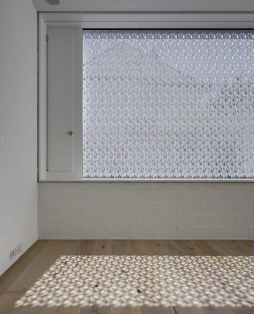 Détail - protection solaire © Roger Frei, Zürich