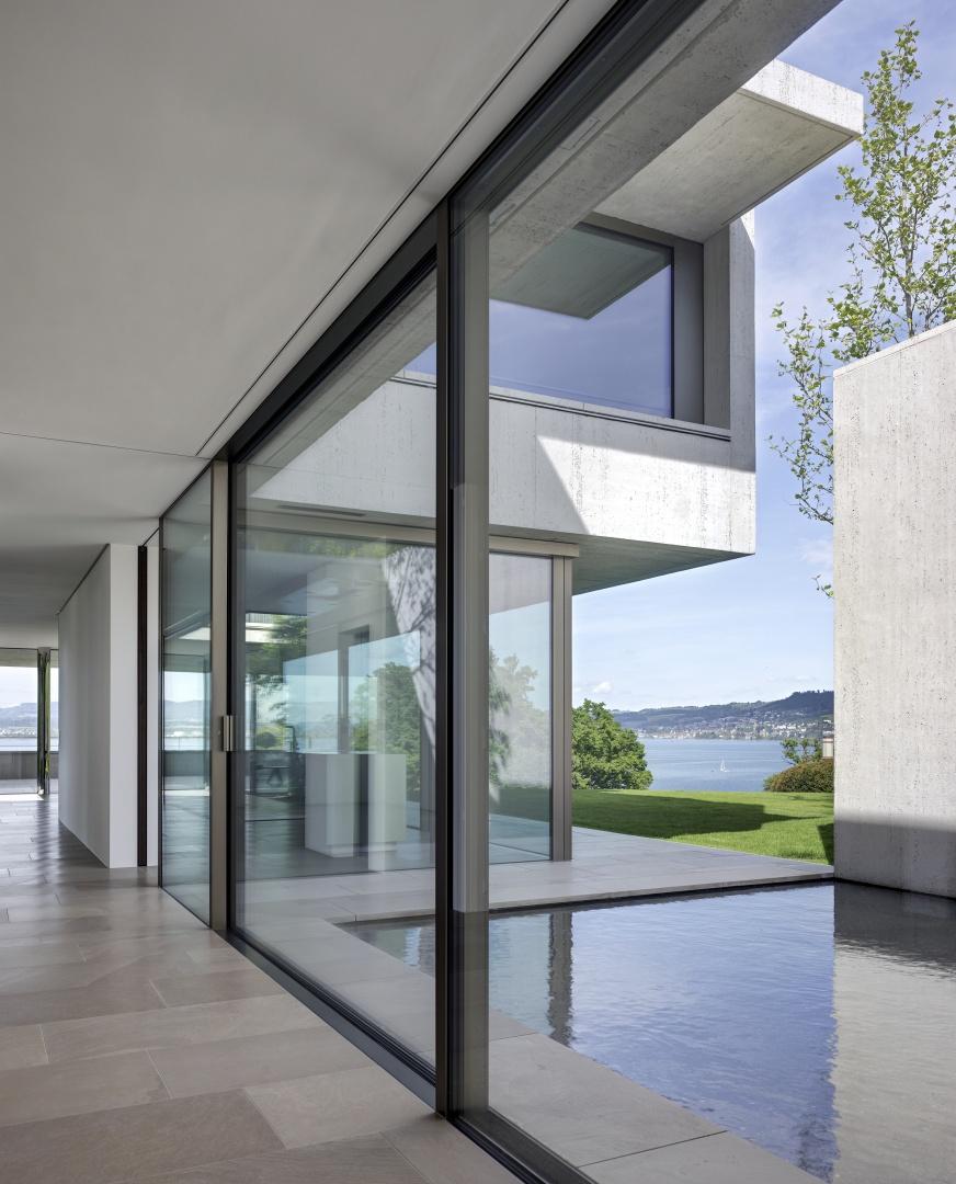 Innenraum   © Roger Frei, Zürich