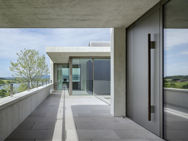 Eingangssituation  © Roger Frei, Zürich