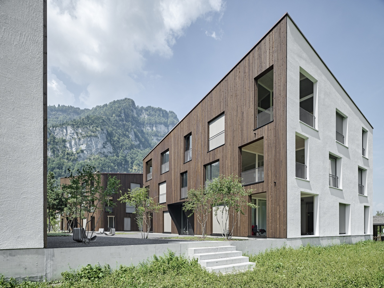 Geviert mit Hof © Roger Frei, Zürich
