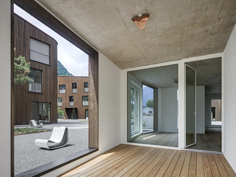 Loggia © Roger Frei, Zürich