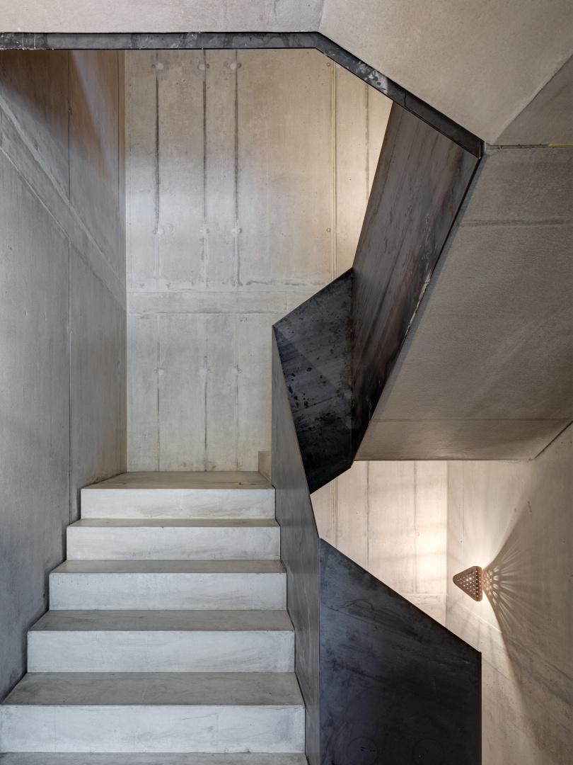 Treppenhaus © Roger Frei, Zürich