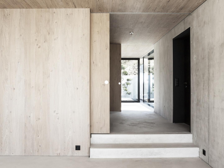 Eingangsbereich © Eik Frenzel