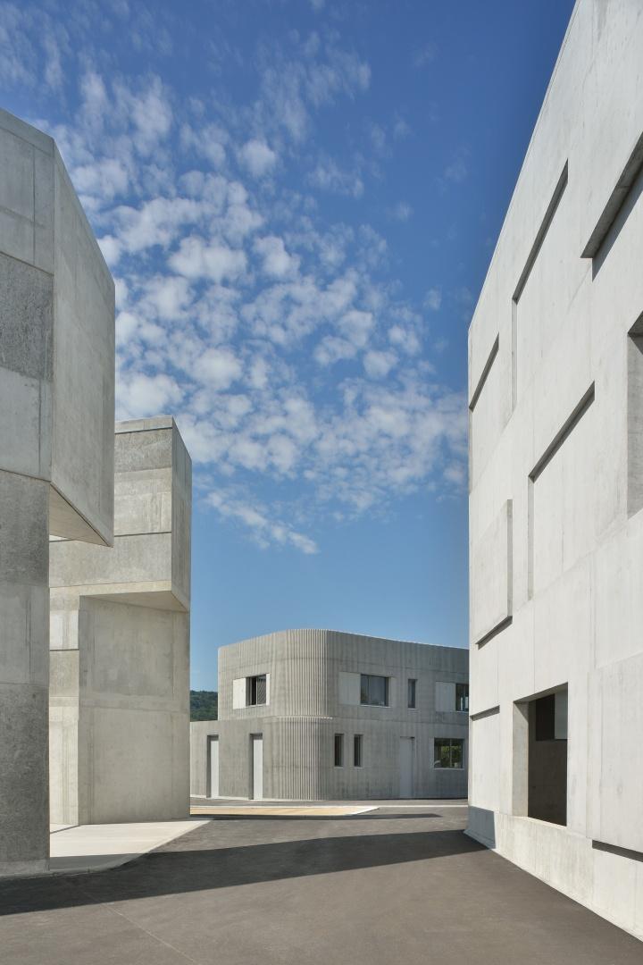 Gasse © Atelier M Architekten, Bild Sabrina Scheja