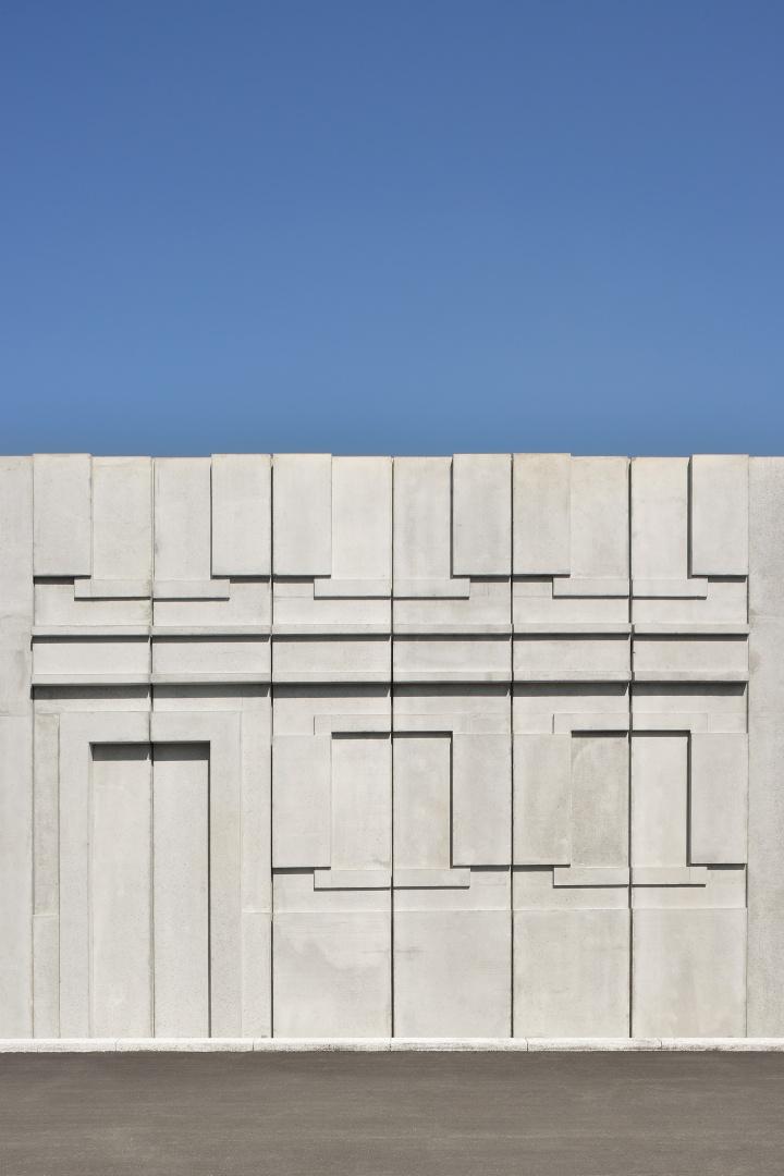 Abschirmwand © Atelier M Architekten, Bild Sabrina Scheja