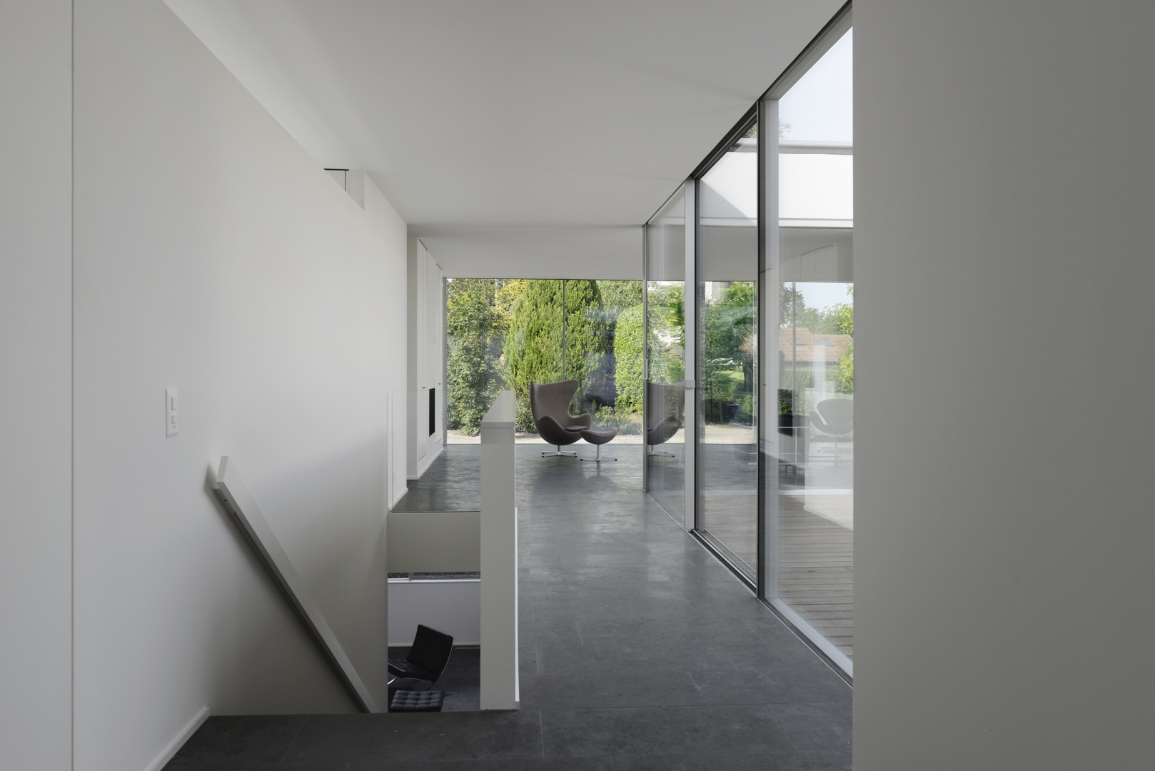 Treppe – Patio © Leo Fabrizio, Lausanne