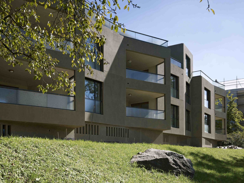Neubau Wohnungen im Patumbah-Park, Zürich © Ruedi Walti Fotografie, Basel