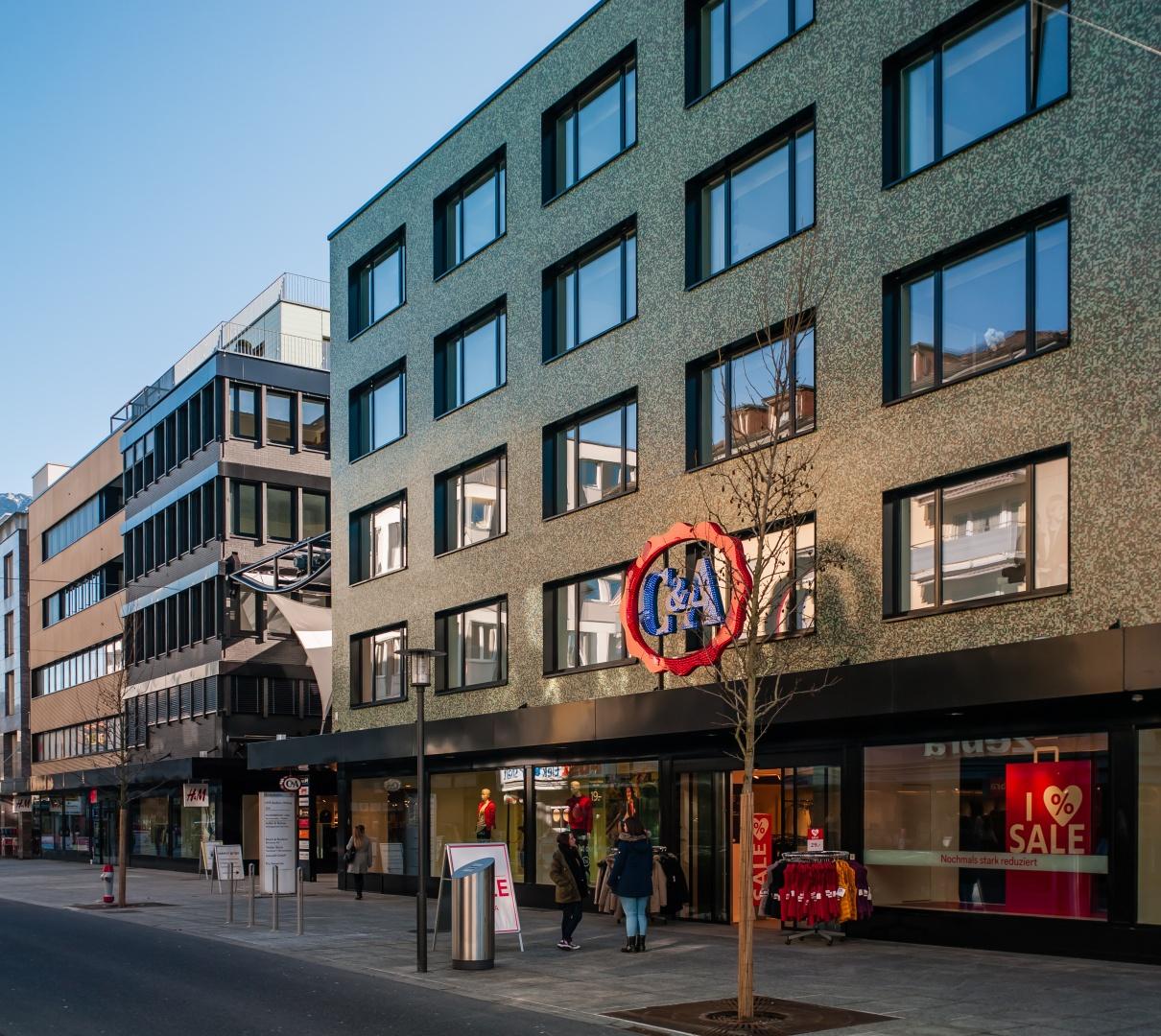 Bahnhofstrasse Tag © Bernd Göllnitz, BLGB Bildgestaltung