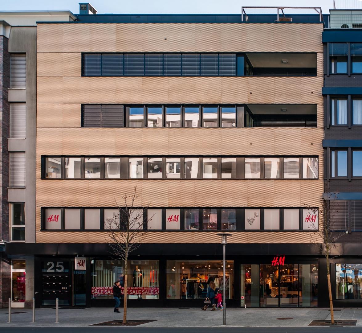 H6M Fassade © Bernd Göllnitz, BLGB Bildgestaltung